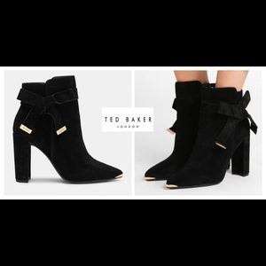 Ted Baker London Sailly Suede Ankle Boots